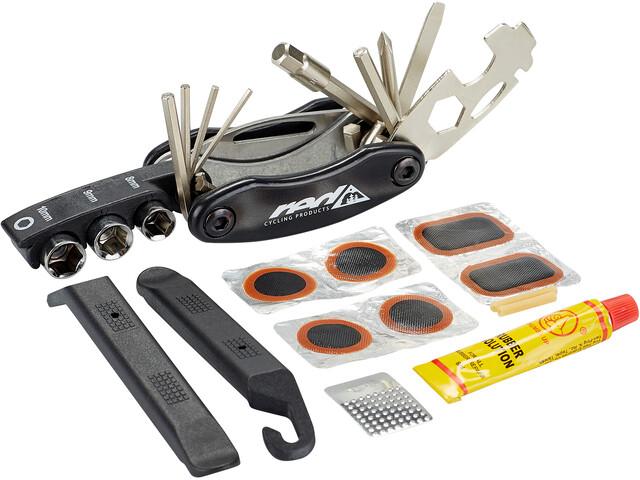 Red Cycling Products Tool Bag Set de herramientas mini